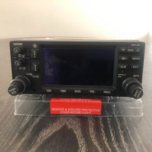 GARMIN 400W SERIES Used